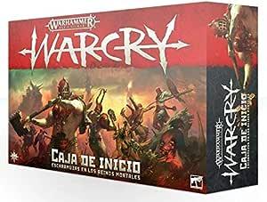Games Workshop Caja de Inicio de Warcry (Castellano): Amazon.es: Juguetes y juegos