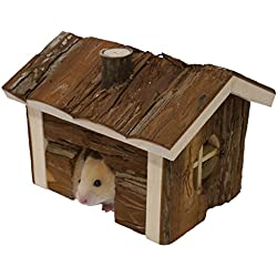 Forest Cabin - Hamster & Small Animal Toy