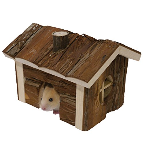 Forest Cabin – Hamster & Small Animal Toy