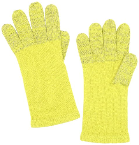 - Echo Women's Echo Touch Warmers Knit Glove, Citron, One Size