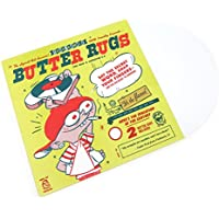 Thud Rumble: Butter Rugs Slipmats (Pair) - White