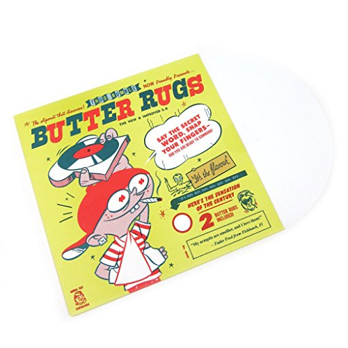 Thud Rumble: Butter Rugs Slipmats (Pair) - -