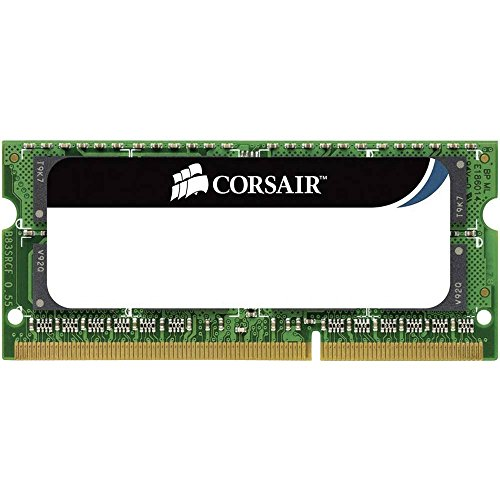 Corsair 2GB (1x2GB) DDR3 1066 MHz (PC3 8500) Laptop Memory 1.5V
