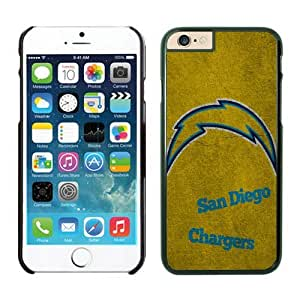 NFL San Diego Chargers Cases 19 Case Cover For Ipod Touch 5 Black NFLIphone6Cases14030