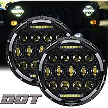 turbosii dot approved pair 75w 7