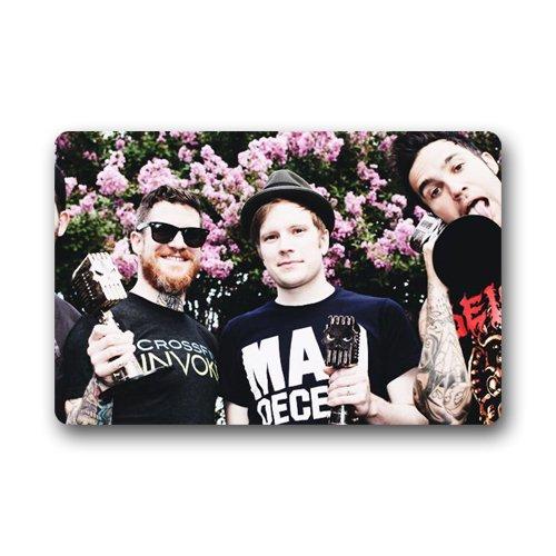 Fall Out Boy FOB Custom Doormat (23.6x15.7 inch) Indoor Outdoor