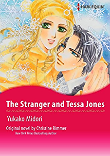 The Stranger And Tessa Jones: Harlequin comics