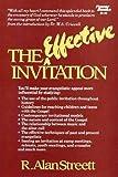 The Effective Invitation