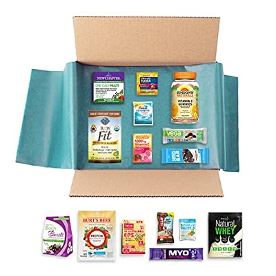 New Year New You Sample Box, 14 or more samples ($14.99 credit on select Nutrition & Wellness items with purchase)