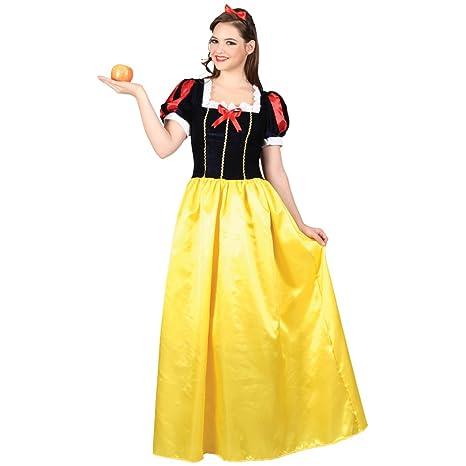 c91f8a218364d Wicked - Costume da Biancaneve
