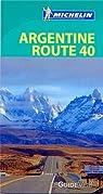 Argentine Route 40 par Michelin