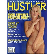 Hustler Canada August 1998