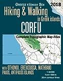 Corfu Complete Topographic Map Atlas 1%3...