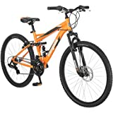 """26"""" Mongoose Ledge 2.2 Mens Mountain Bike"""