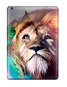 Awesome Cases Covers/ipad Air Defender Cases Covers(multicolor Lion)