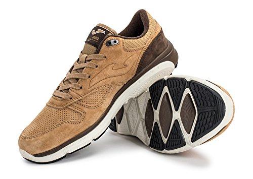 Zapatillas casual de hombre C. JX330 Joma Marrone