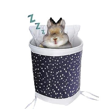 Amazon.com: FLAdorepet - Colcha de dormir para conejo ...