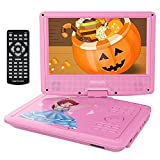 "DBPOWER 9"" Portable DVD Player for Kids, Swivel Review and Comparison"