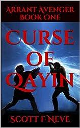 Curse of Qayin (Arrant Avenger Book 1) (English Edition)