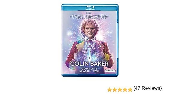 Doctor Who: Colin Baker - Season 2 6 Blu-Ray Edizione: Stati Uniti ...