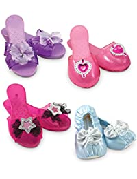 Role Play Collection - Step In Style! Dress-Up Shoes Set (4 Pairs)
