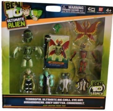 Ben 10 Wildvine Creation Chamber Figure Alien Creation