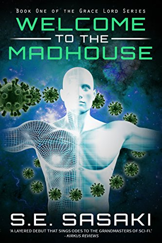 Amazon welcome to the madhouse a medical space station welcome to the madhouse a medical space station thriller the grace lord series book fandeluxe Images