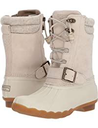 Women's Saltwater Misty Ivory 9 M US