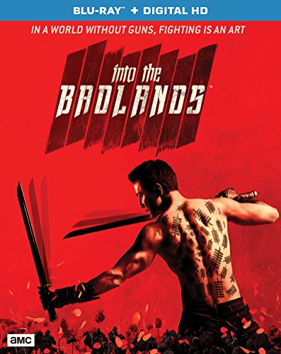Blu-ray : Into The Badlands: Season 1 (Ultraviolet Digital Copy, 2 Pack, 2 Disc)
