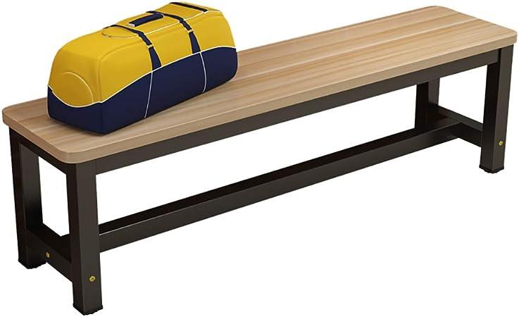 Sillas de comedor de jardín Banco de mesa de comedor de madera maciza de jardín sólido -