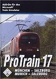 Train Simulator - Pro Train 17 durchs Chiemgau von München nach Salzburg
