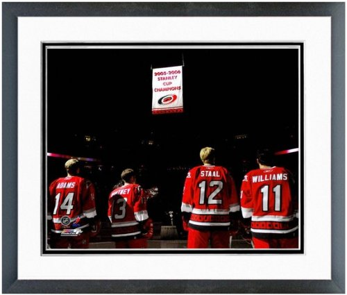 2006 Carolina Hurricanes Framed Photo - 1