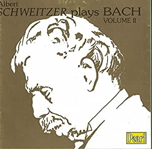 Plays Bach 2