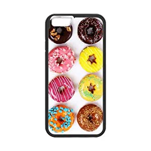 Colorful Cream Donuts Case for iphone 4 4s