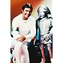 Gil Gerard and Tweekie in Buck Rogers in the 25th Century 11x17 Mini Poster