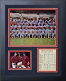 Legends Never Die 1982 St. Louis Cardinals Color Framed Photo Collage, 11x14-Inch