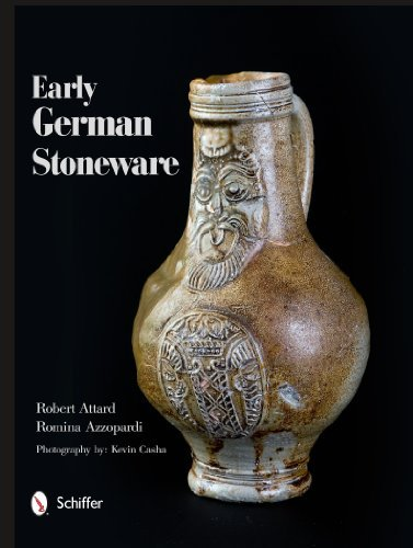By Robert Attard Early German Stoneware (1st First Edition) (Early Stoneware)