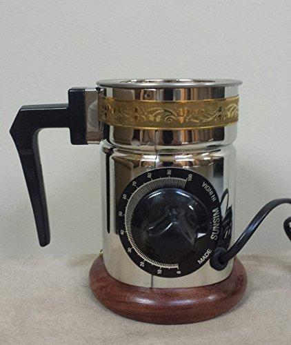 Electric Incense Burner with regulator 110 vo sold buy Indyfragrance