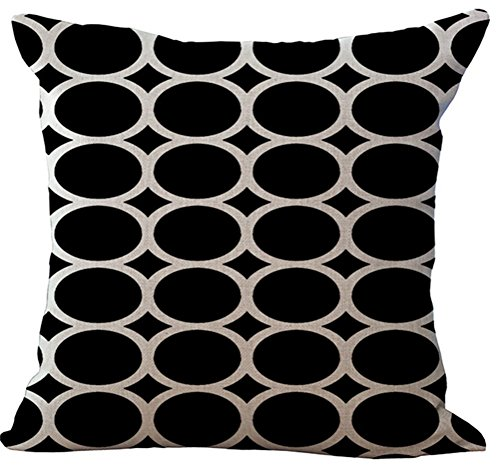 Black-and-White-Geometric-Printed-Stuffed-Cushion-Cover-LivebyCare-Linen-Cotton-Cover-Throw-Pillow-Case-Sham-Pattern-Zipper-Pillowslip-Pillowcase-For-Home-Sofa-Couch-Bedding-Chair-Seat-Back
