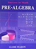 GB SUCCESS IN MATH: PRE-ALGEBRA SE 96C. (Success in Math Series)
