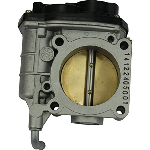 Brand New Throttle Body and Sensor Assembly for 2007-2012