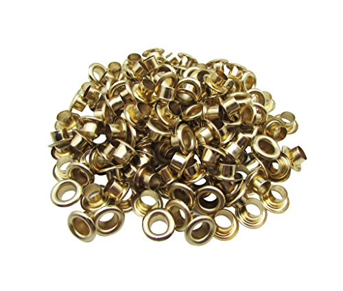 4mm eyelets and washers - 7