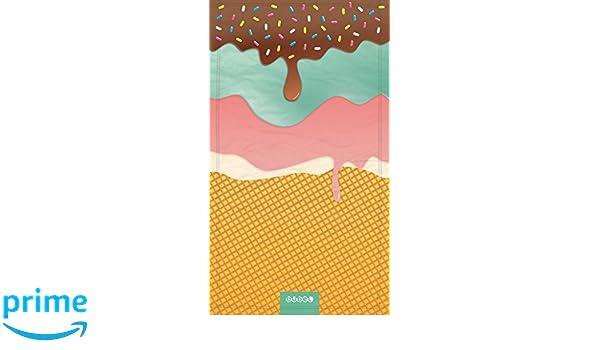 Bubel Flavor Toalla Técnica, Microfibra,, 175x95x0.03 cm: Amazon.es: Hogar