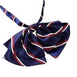 Bank/Hotel/Flight Attendants Work Uniform bow ties Women Formal Suit Necktie #8