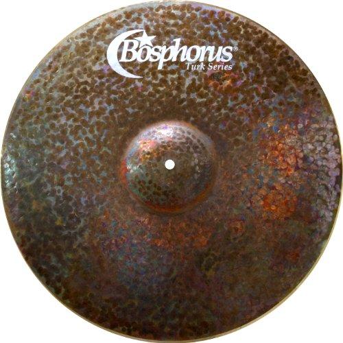 Bosphorus Cymbals K21R 21-Inch Turk Series Ride Cymbal (Cymbal Series Ride Thin)