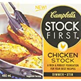 Campbell's Chicken Stock, 480ml, 12-Count