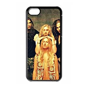 Alice In Chains iPhone 5c Cell Phone Case Black DAVID-216550