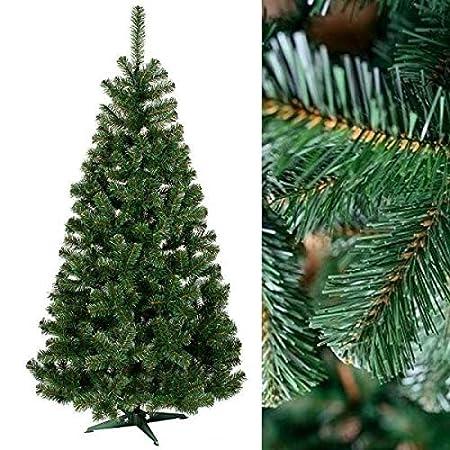 Weihnachtsbaum Künstlich Aussen.Amazon De Grüner Weihnachtsbaum Künstlich Tanne Super Lux 180 Cm