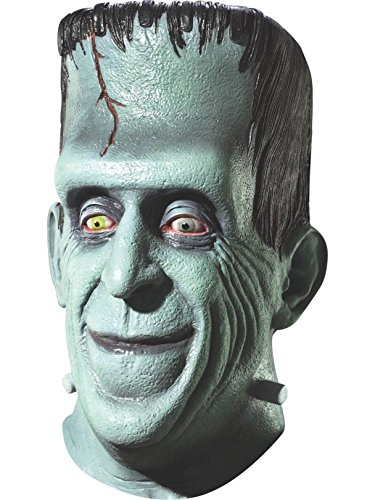 The Munster's Herman Mask, Green, One Size]()