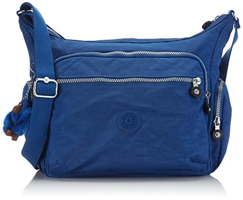Kipling Women's Gabbie Shoulder Bag Cobalt Blue by Kipling